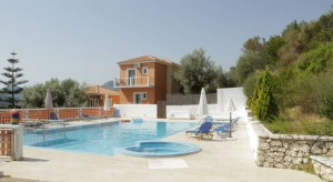 panos studios in lefkada island